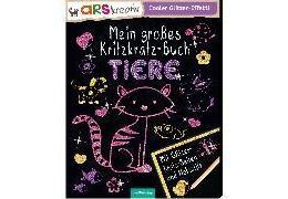 9783845815985 - Charlotte Stowell: Mein großes Kritzkratz-Buch Tiere (Taschenbuch, EAN 9783845815985) - Livre
