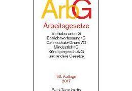 9783423050067 - Arbeitsgesetze (ArbG) (Taschenbuch, EAN 9783423050067) - Buch
