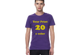 Your print 20