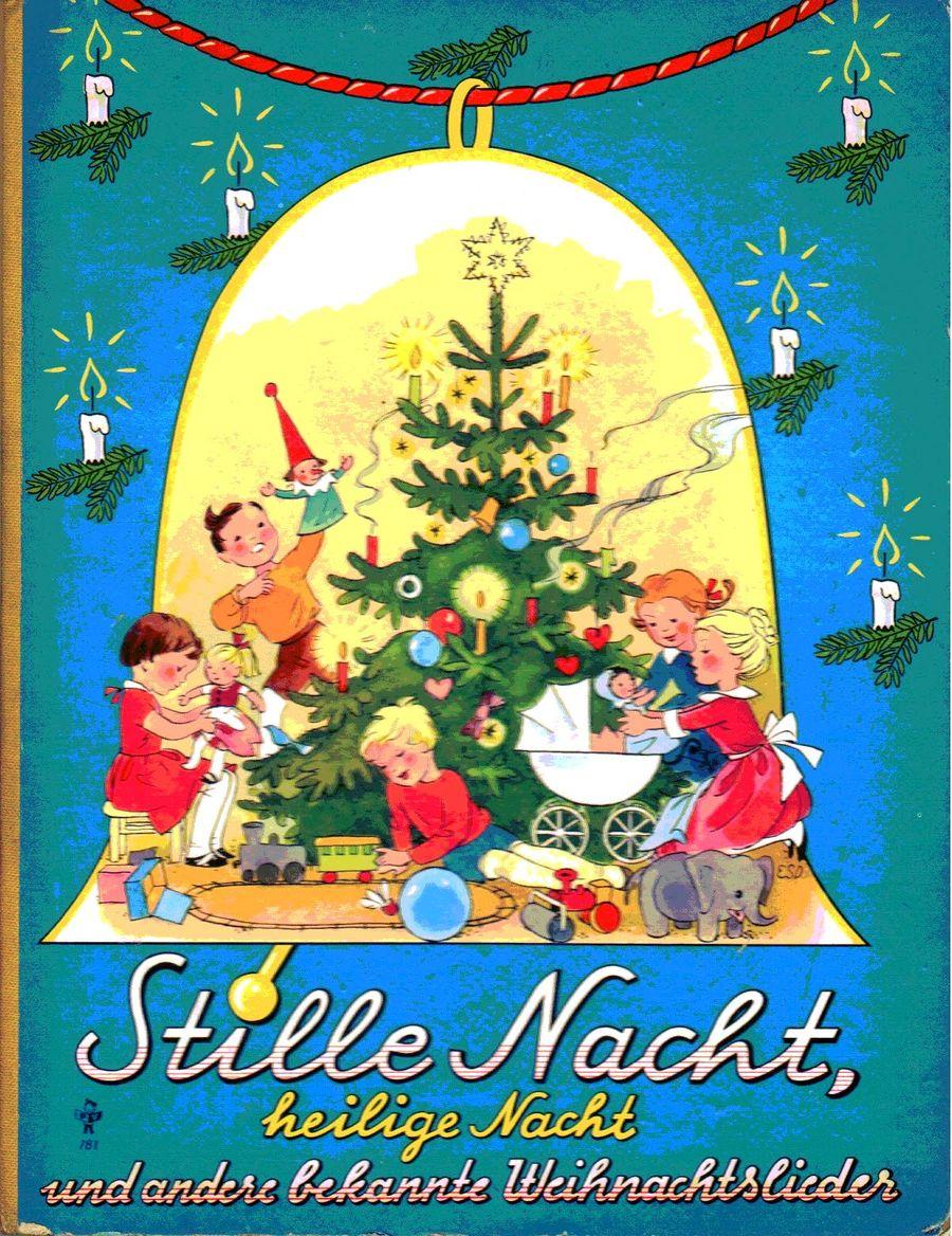 Stille Nacht, heilige Nacht und andere bekannte Weihnachtslieder. zu ...