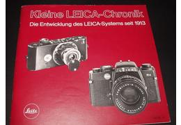 Leica chronik