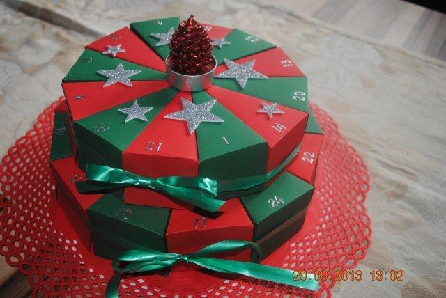 Adventskalender Torte Zu Kaufen Bei Fairmondo