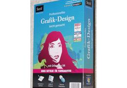 Grafik design mit draw plusx4