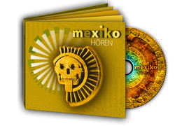 Cover mexiko mit cd druck