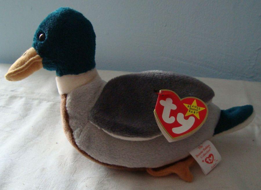 Ty Beanie Baby - Jake (Ente) 1997 zu kaufen bei Fairmondo 8f03fc32191