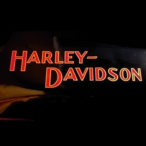 2x Aufkleber Harley Davidson Tank 1920er 0442 Zu Kaufen Bei