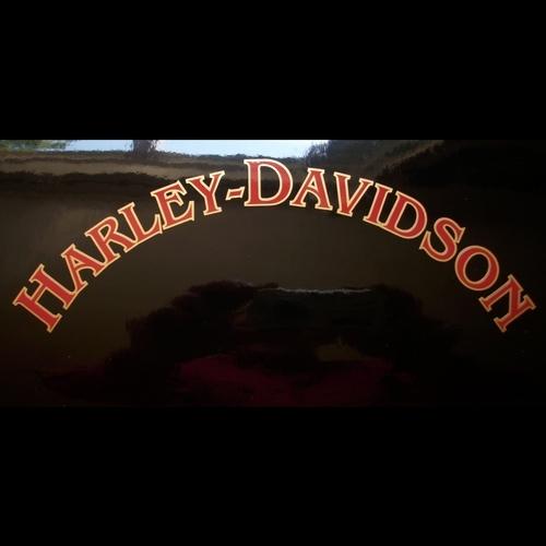 2x Aufkleber Harley Davidson Tank Bengu 0372 Zu Kaufen Bei