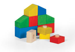 Stacking blocks 12