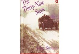 Buchan the thirty nine steps
