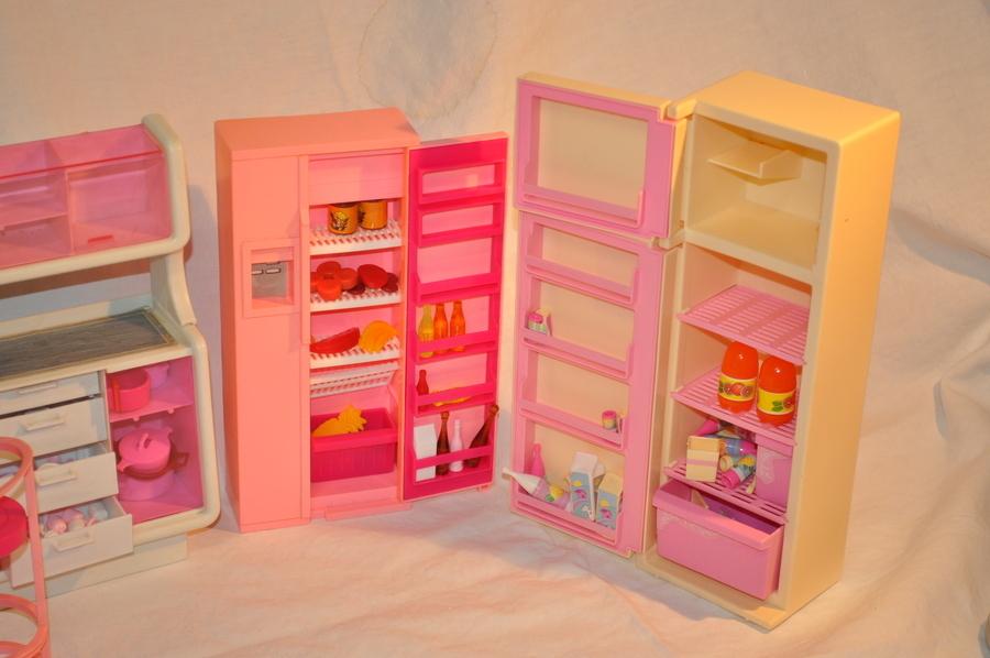 Barbie Zubehör Küche Geschirr Zu Kaufen Bei Fairmondo