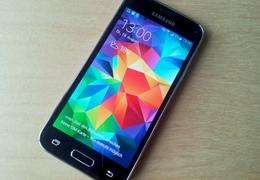 Samsung galaxy s5 mini test hands on 1l