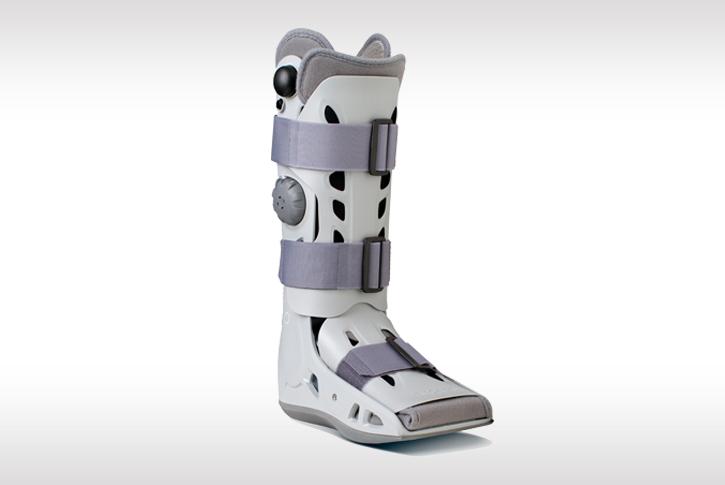 Aircast Schiene Schuhe