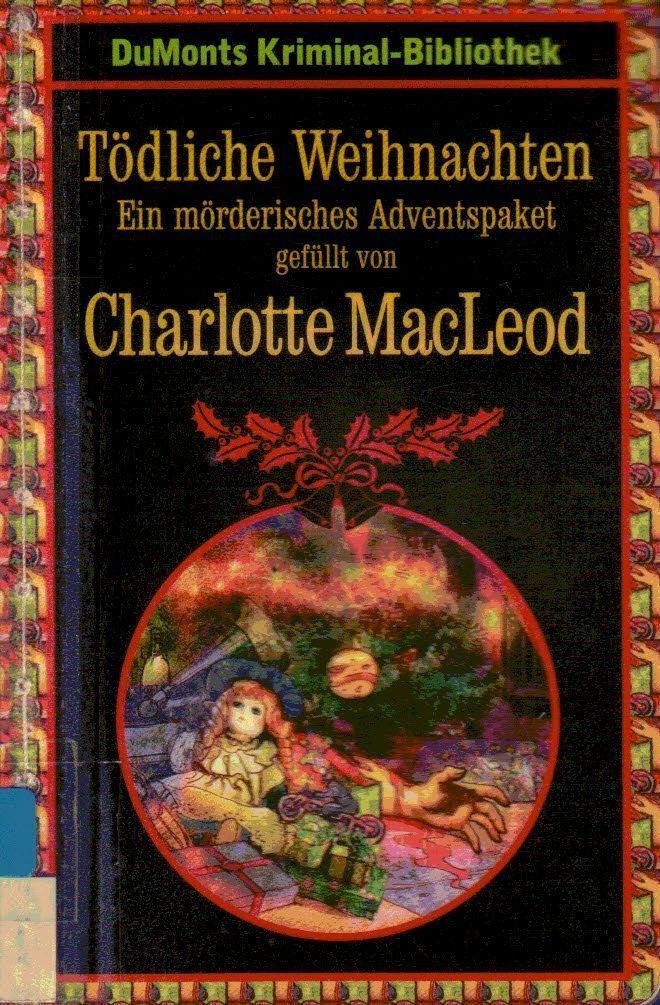 MacLeod, Charlotte : Tödliche Weihnachten zu kaufen bei Fairmondo