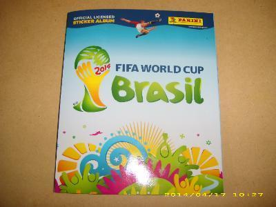 Panini sticker fifa world cup