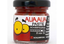 Aua aua chili paste habanero