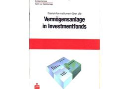 Vermogensanlage in investmentfonds