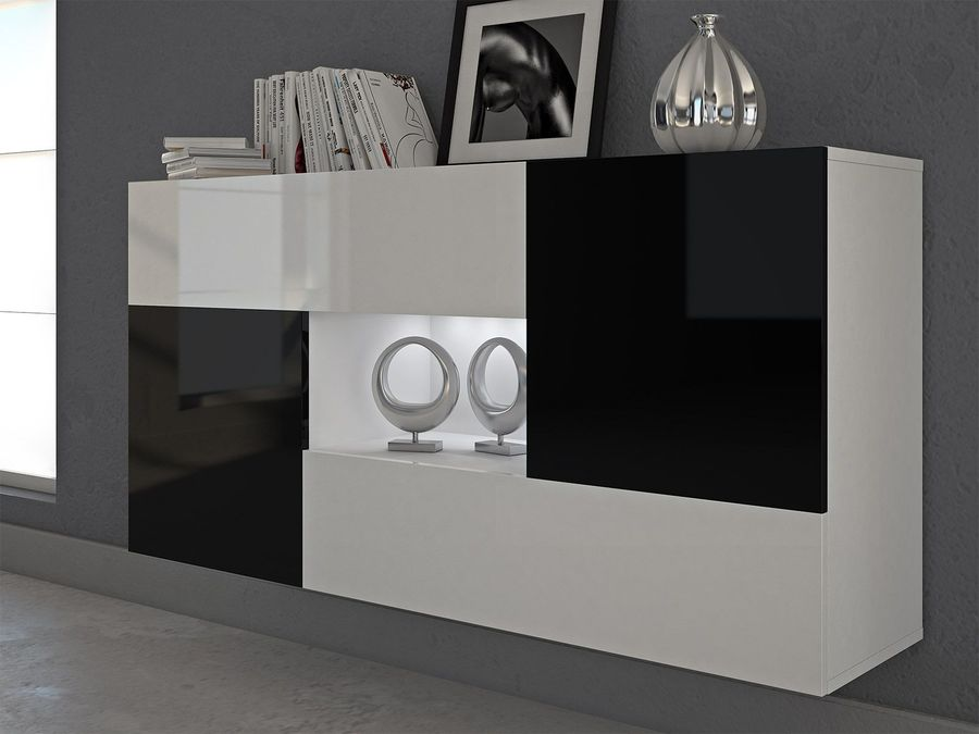 h nge kommode sideboard anrichte schrank alfa zu kaufen. Black Bedroom Furniture Sets. Home Design Ideas