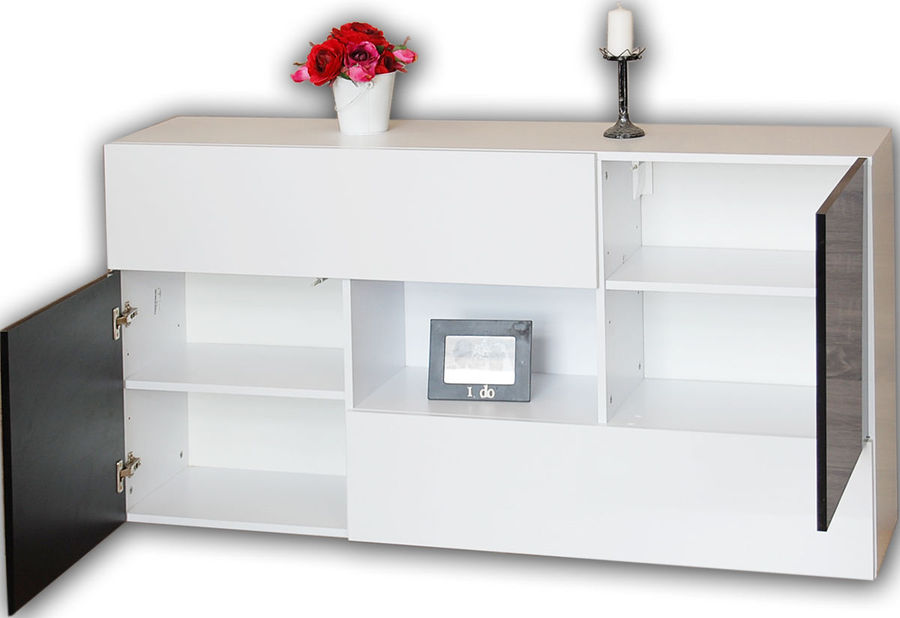 h nge kommode sideboard anrichte schrank alfa zu kaufen bei fairmondo. Black Bedroom Furniture Sets. Home Design Ideas