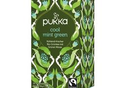 Pukka herbs cool mint green tea