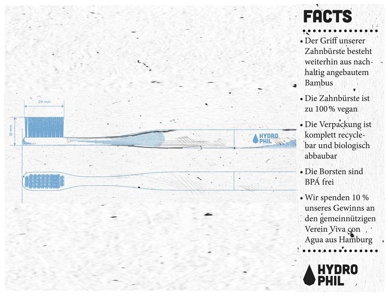 Hydrophil Bambus Zahnburste Grun Zu Kaufen Bei Fairmondo