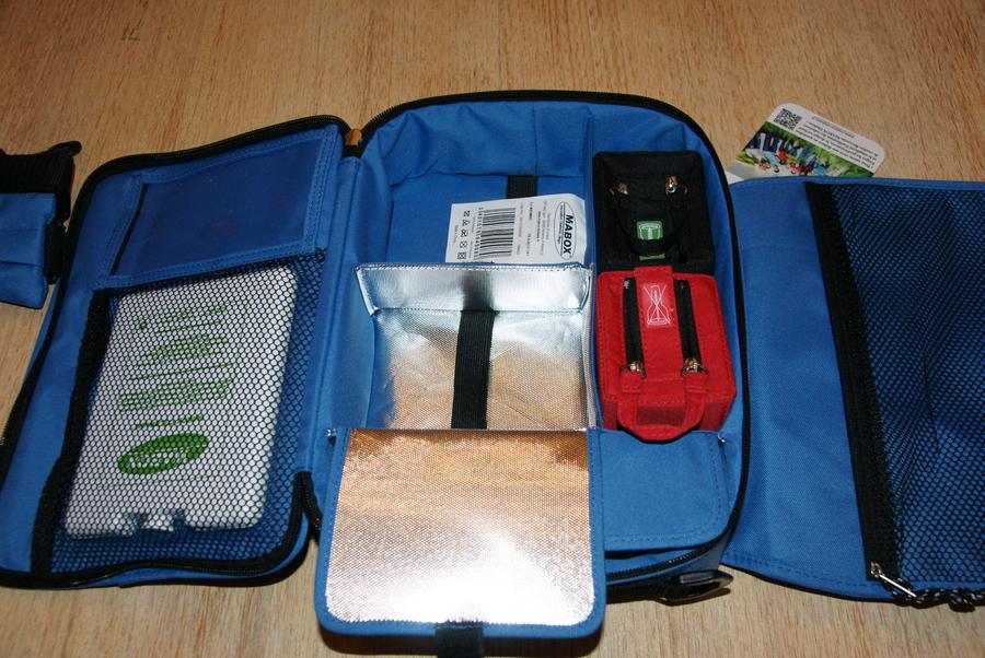 mabox diabetikertasche blau reisetasche f r diabetiker zu kaufen bei fairmondo. Black Bedroom Furniture Sets. Home Design Ideas