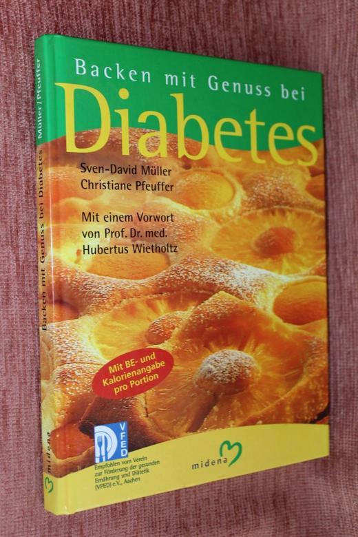 Backen bei diabetes