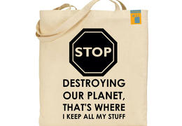 Goodbag   stop destroying our planet