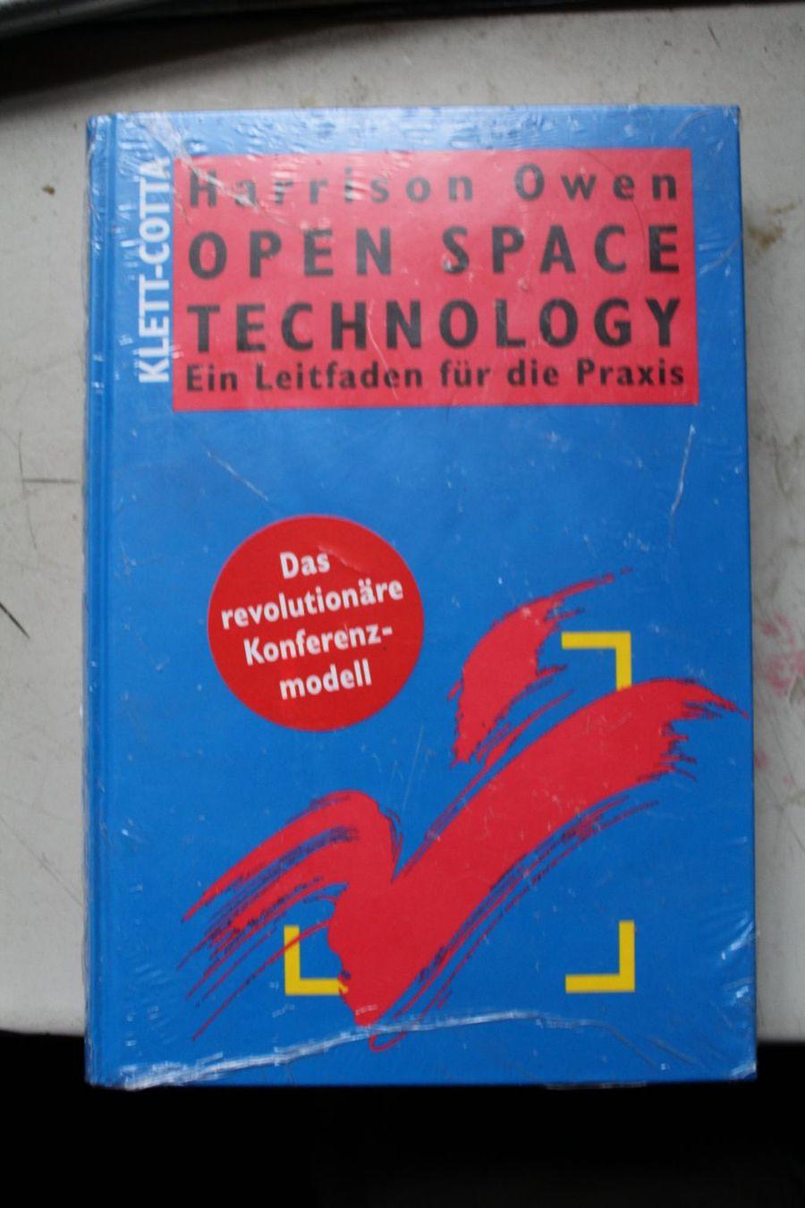 Harrison Owen  Open Space Technology     Ein       Leitfaden    f  r