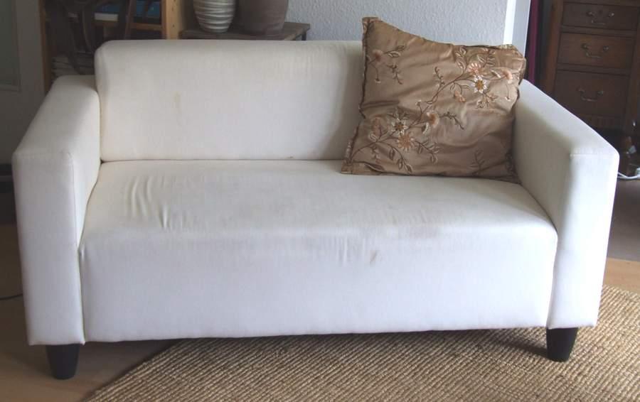 Ikea Klobo Sofa 2 Sitzer Zu Kaufen Bei Fairmondo