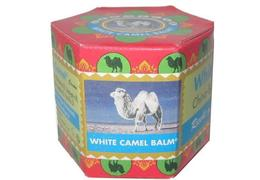 China balsam white camel