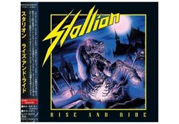 Stallion rise and ride cd japan