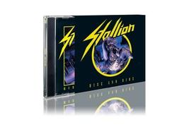 Stallion rise and ride cd dvd