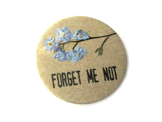 Forgetmenot 38mm beige