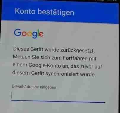 Samsung Handy Sperre entfernen FRP Lock Google Sperre zu ...