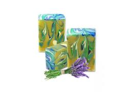 38  double mint lavender soap tisane