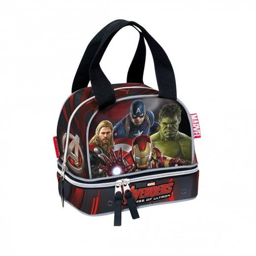 Marvels avengers age of ultron mighty lunch bag pausenbrottasche