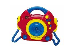 Aeg sing along cd player cdk 4229 kids line