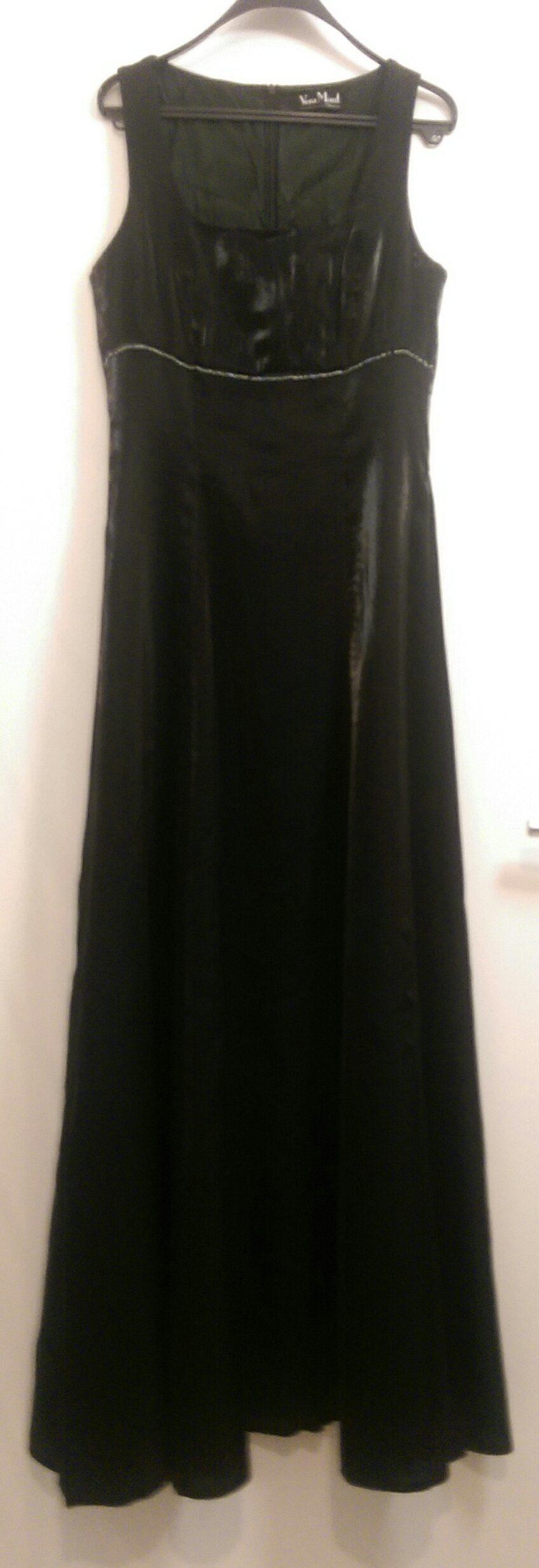 Abendkleid Vera Mont Gr. 36 schwarz zu kaufen bei Fairmondo