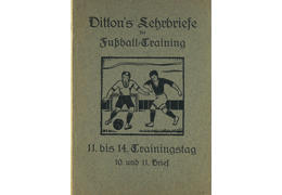 Dittons lehrbriefe fuer fussball training