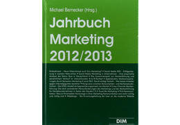 Jahrbuch marketing 2012 2013