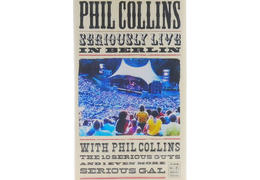 Phil collins seriously live in berlin 1990