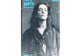 Nick johnstone patti smith die biographie vorwort von inga rumpf