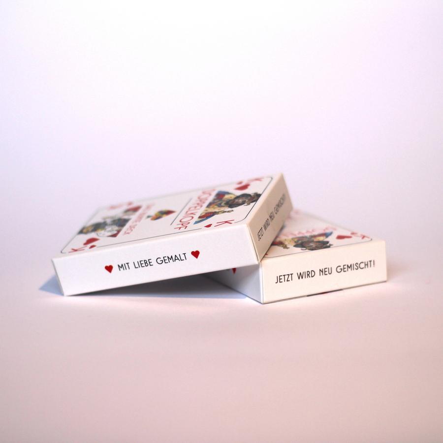 Kartendeck Anzahl