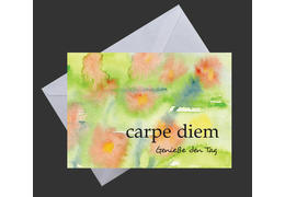 Carpe diem 2019 no1
