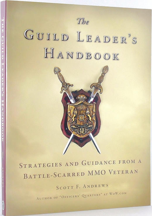 The guild leaders handbook