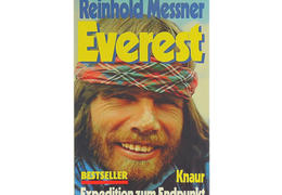 Reinhold messner everest expedition zum endpunkt