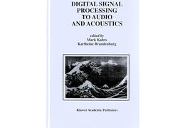 Applications of digital signal processing to audio and acoustics mark kahrs karlheinz brandenburg