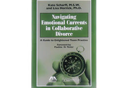 Kate scharff lisa herrick navigating emotional currents in collaborative divorce a guide to