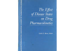 Leslie z benet the effect of disease states on drug pharmacokinetics 123rd annual meeting american