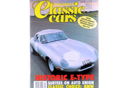 Thoroughbred classic cars heft oktober 1990 10 19990 historic e type surtees on auto union classic
